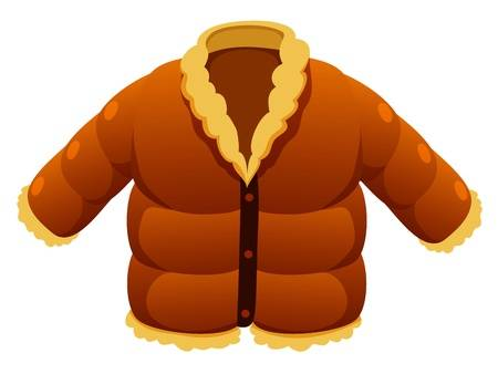 Winter Clipart Coat.