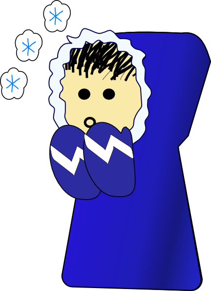 Winter Cold Clipart.