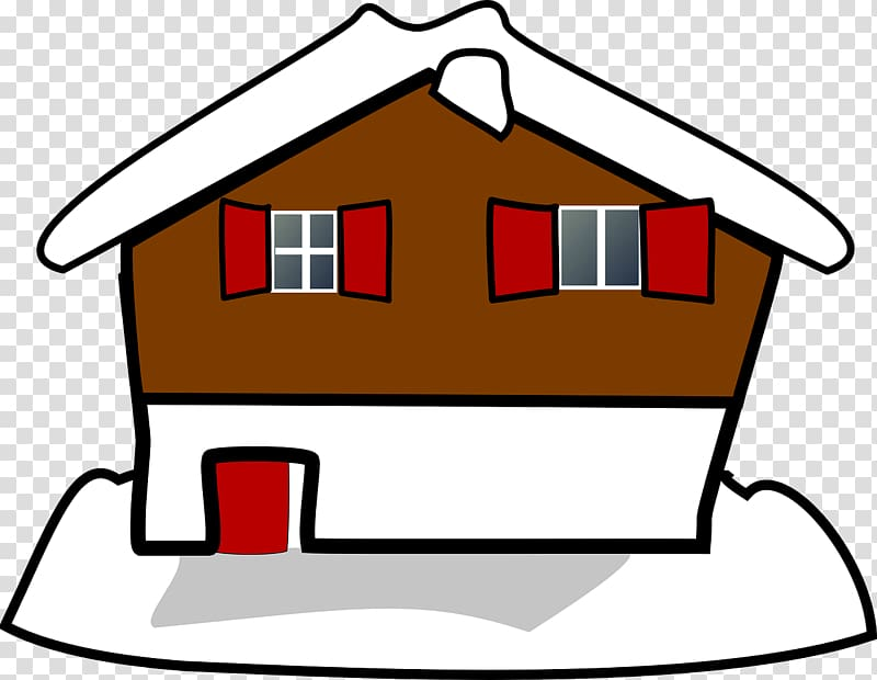 House Free content Home , Winter Construction transparent.