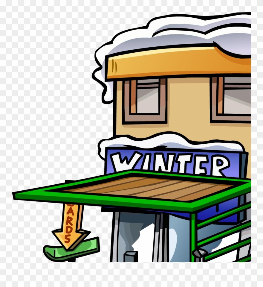 Sport Shop Construction Clipart (#2277945).
