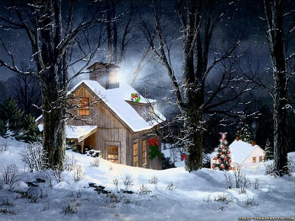 Free Snowy Cottage Cliparts, Download Free Clip Art, Free.