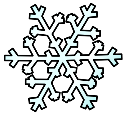 Frost clipart no background.