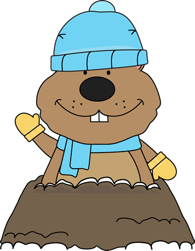 Winter Day Clipart.