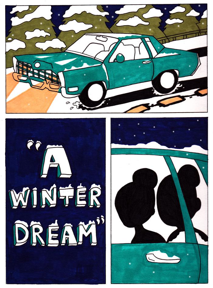 A Winter Dream.