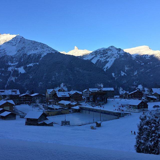 Jungfraujoch.