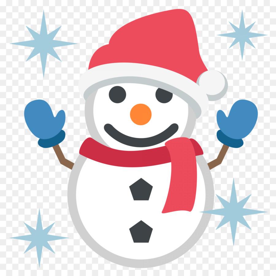 Winter Emoji png download.