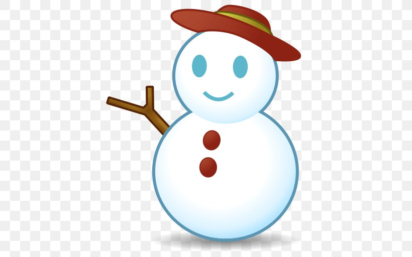 Snowman Winter Smiley Emoji, PNG, 512x512px, Snowman.