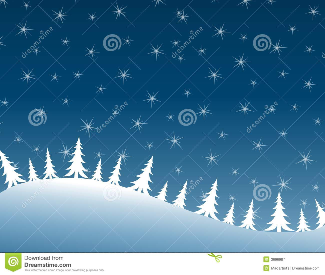 Winter Christmas Clipart.