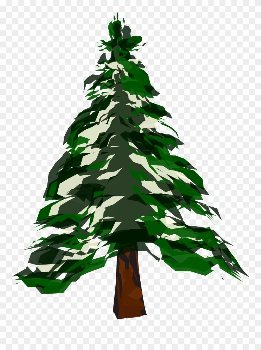Tree Clipart Pine.