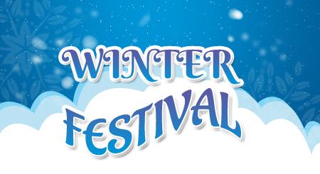 Winter Festival Clip Art.