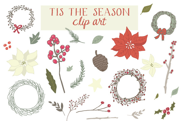 Free Winter Greenery Cliparts, Download Free Clip Art, Free.
