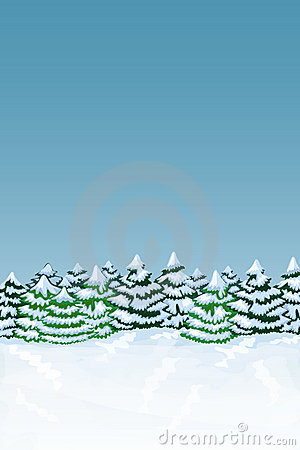 Winter Forest Clipart Clipground