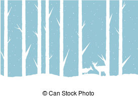 Winter forest Clipart and Stock Illustrations. 17,816 Winter.