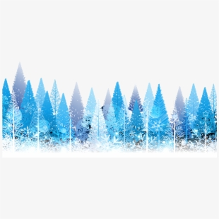 trees #winter #forest #snow #ftestickers.