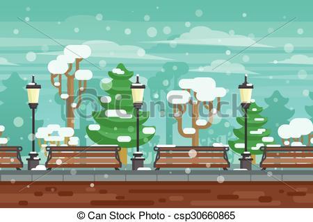 Winter garden Vector Clipart Illustrations. 2,730 Winter garden.