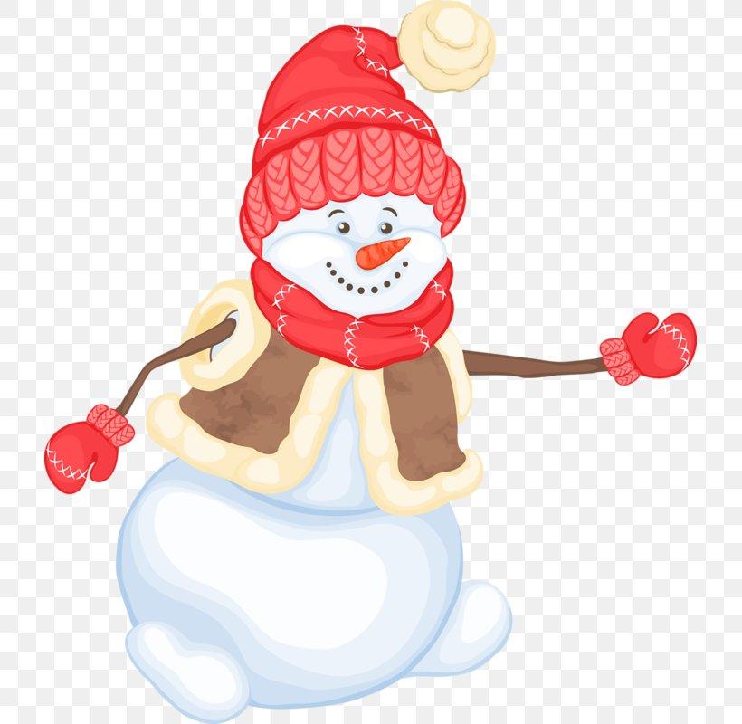 Christmas Decoration Snowman Clip Art, PNG, 721x800px.