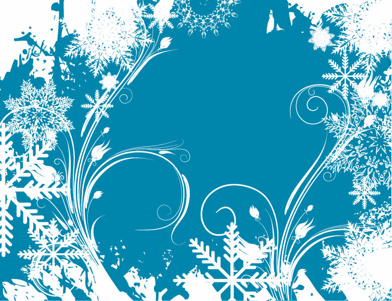 13 Free Winter Graphics Images.