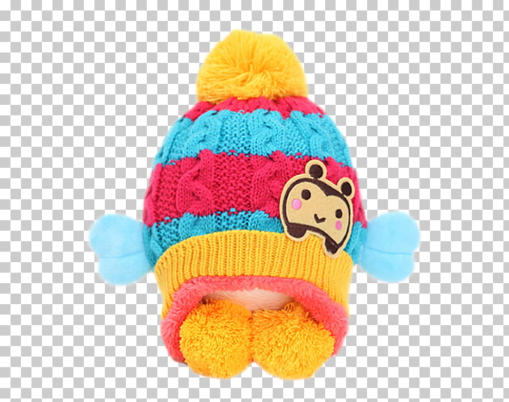 Beanie Hat Knit cap Infant Child, Winter male and female.