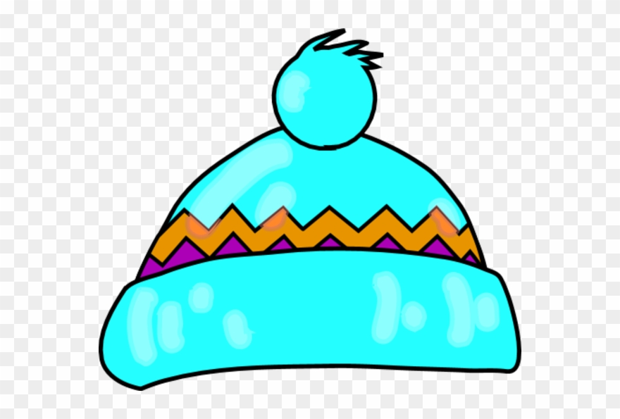 Cap Clipart Snow Hat.