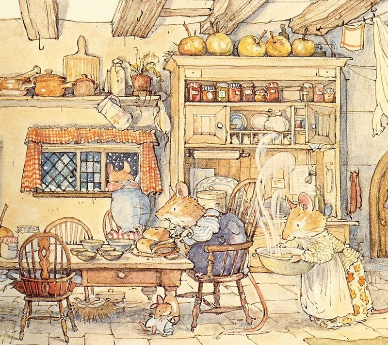 1000+ images about Brambly Hedge Winter Story on Pinterest.