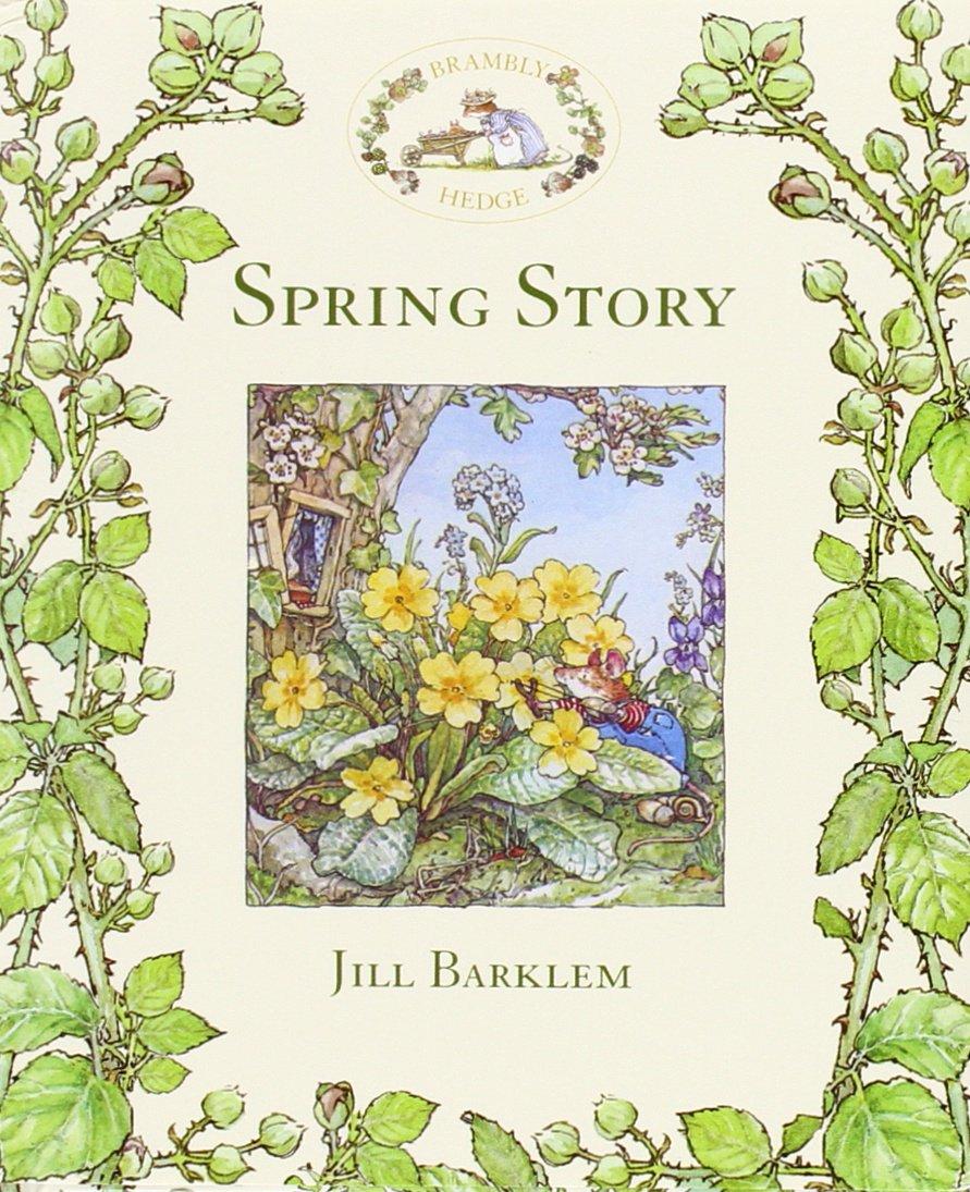Winter Story (Brambly Hedge): Amazon.co.uk: Jill Barklem.