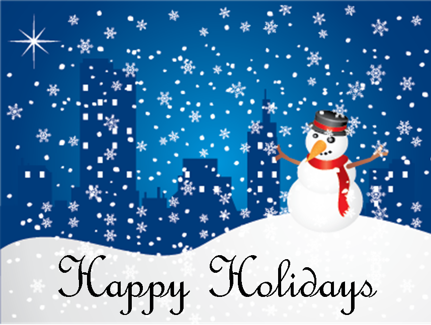 winter holiday animated clip art christmas happy holidays clipart.
