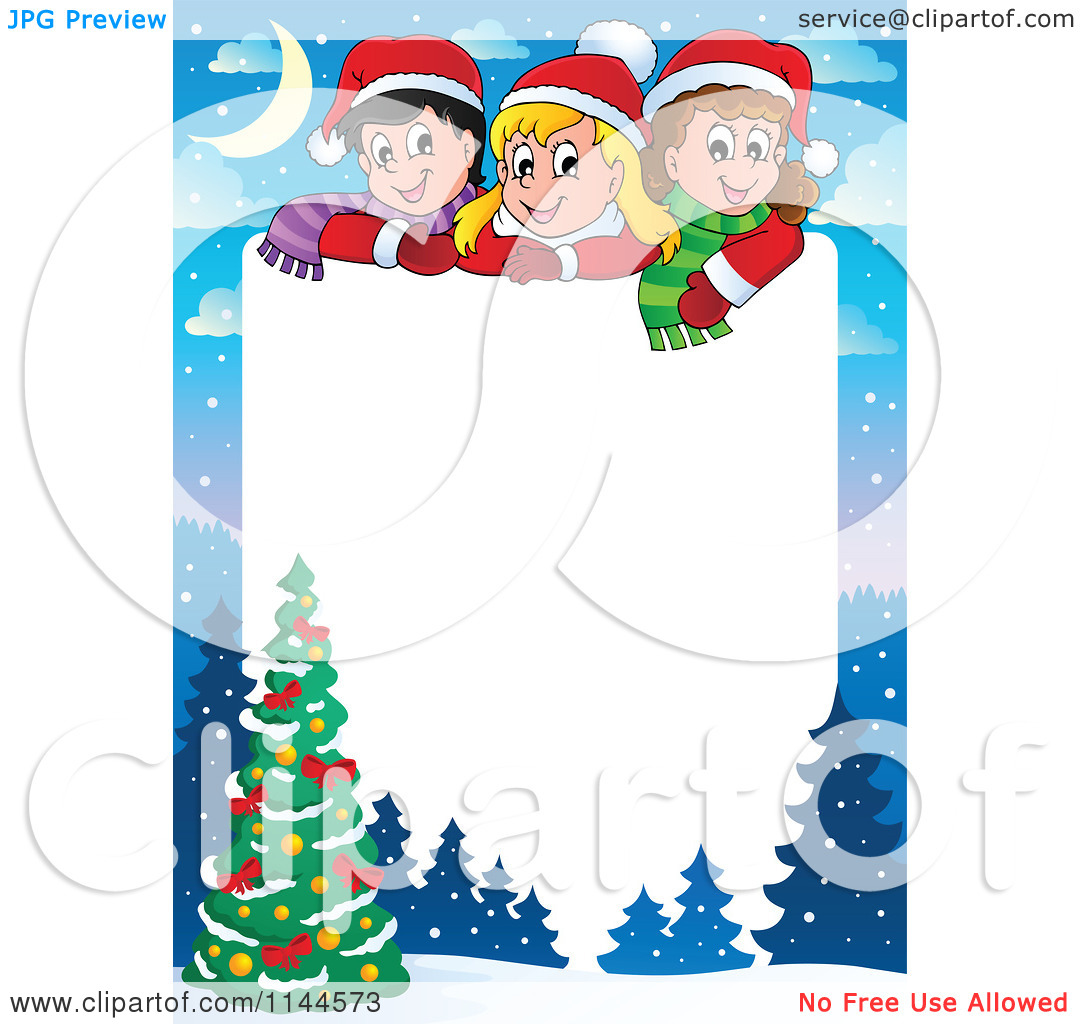 Free Winter Holiday Clip Art.