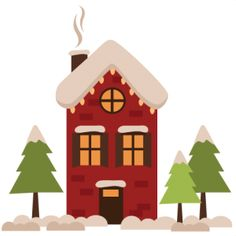 Free Winter House Cliparts, Download Free Clip Art, Free Clip Art on.