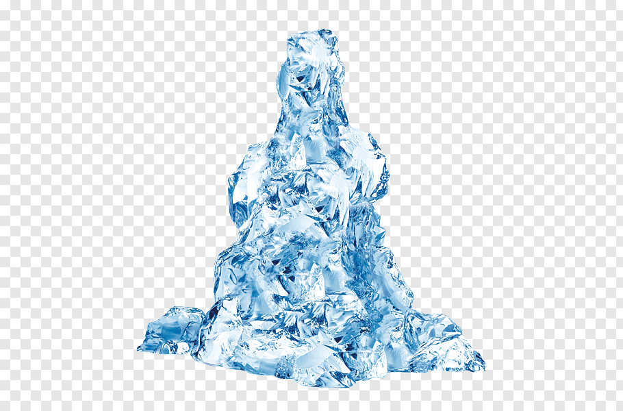 Ice Jack Frost, ice block free png.