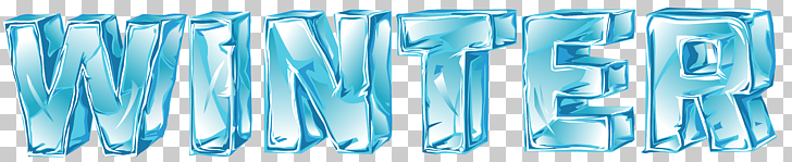 Winter , Ice Winter , winter text overlay PNG clipart.