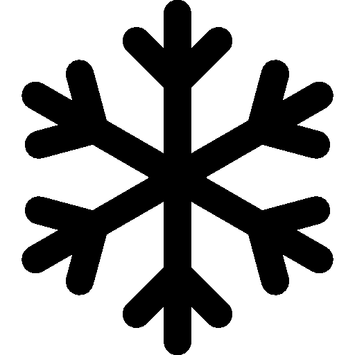 Astrology Winter Icon.