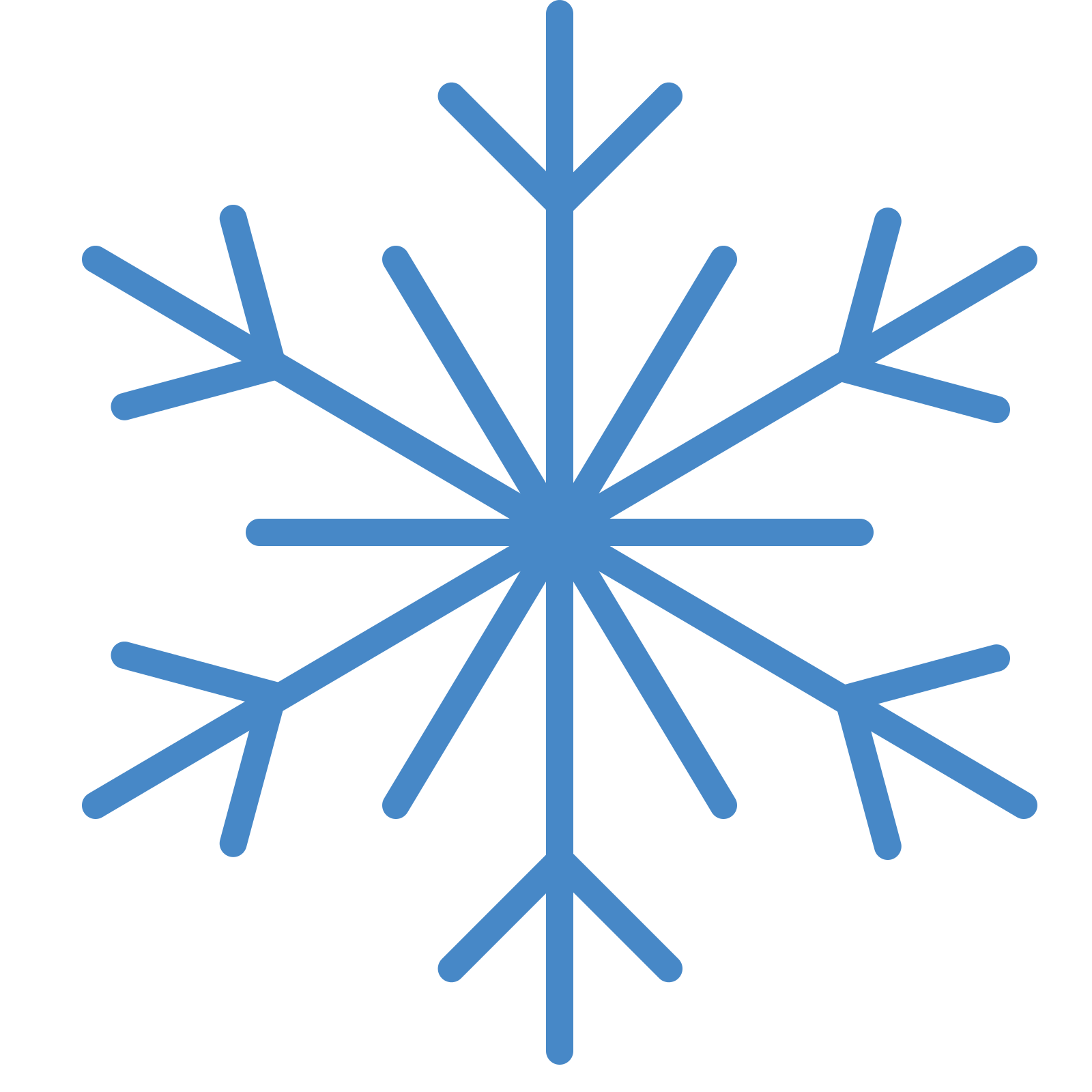 Winter PNG Picture.