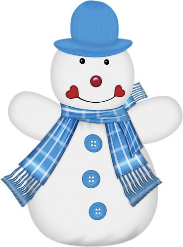 Clip art, Natal and Boneco de neve de natal on Pinterest.