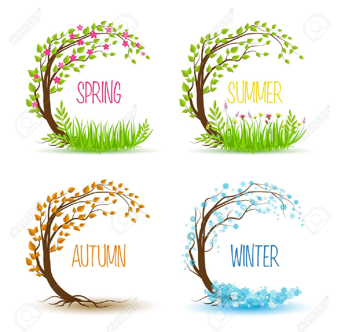 Winter Spring Cliparts Free Download Clip Art.