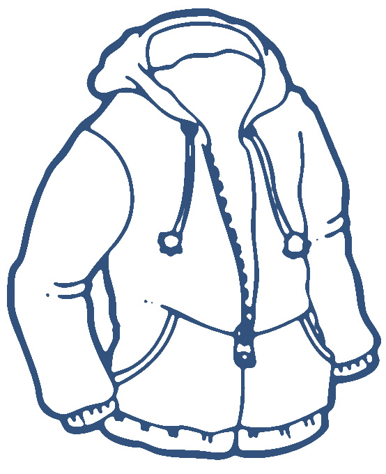 Clipart Winter Jacket.