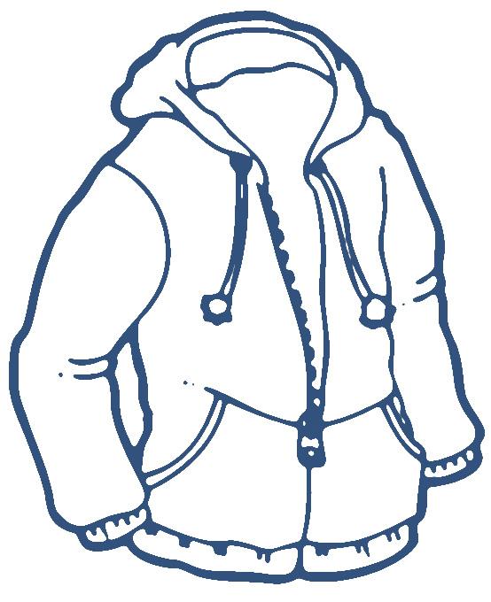 Clipart Winter Jacket.