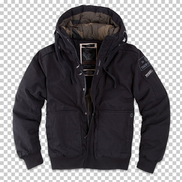Burtle Workwear Winter clothing Jacket, thor steinar logo.