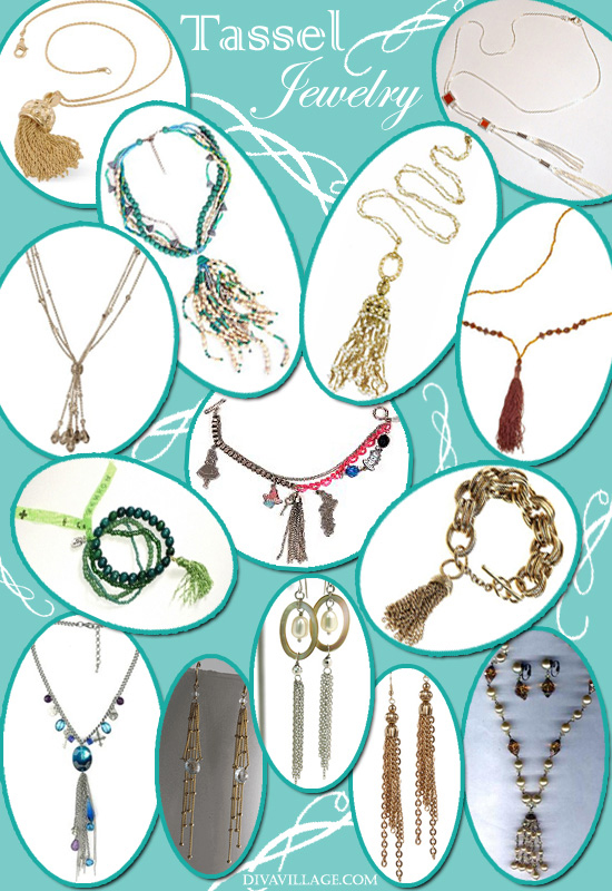 Tassel Jewelry.