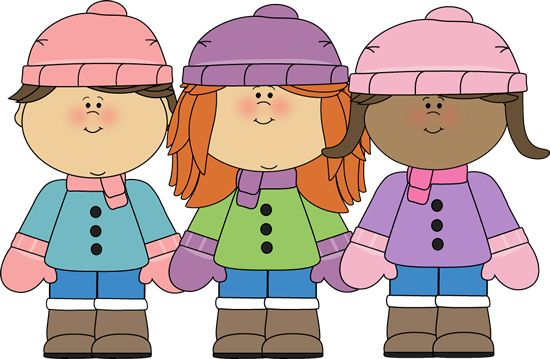 Winter Clipart For Kids.