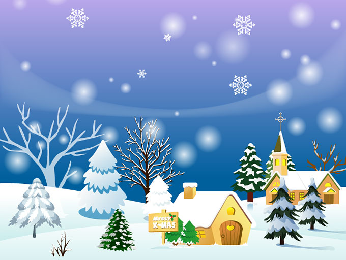 Christmas Winter Clipart