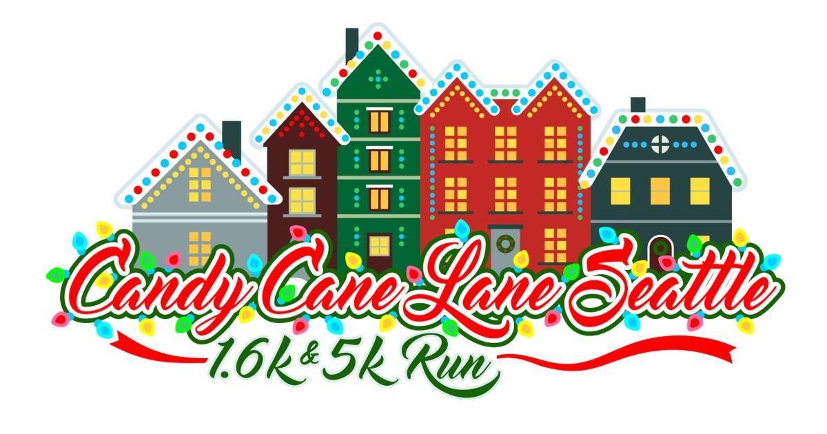 Candy Cane Lane Run.
