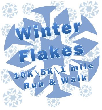Winter Flakes.