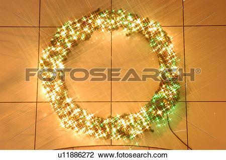 Stock Photo of seasons, nightview, christmas, lighting, night.