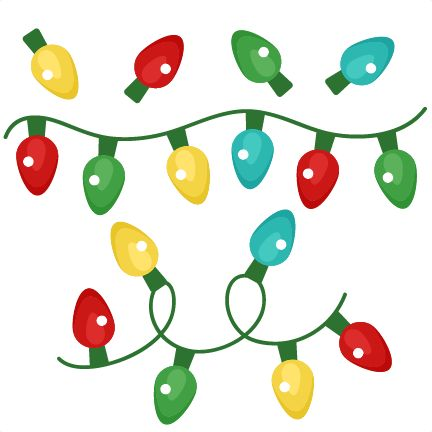 1000+ ideas about Christmas Lights Clipart on Pinterest.
