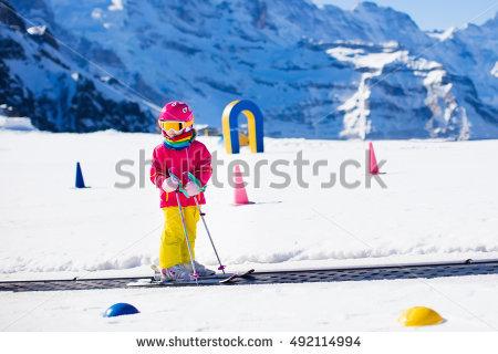 Ski Stock Photos, Royalty.