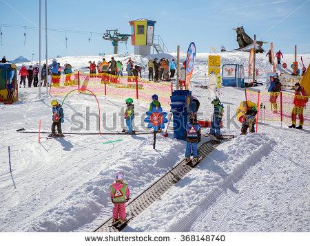 Ski Alps Stock Photos, Royalty.