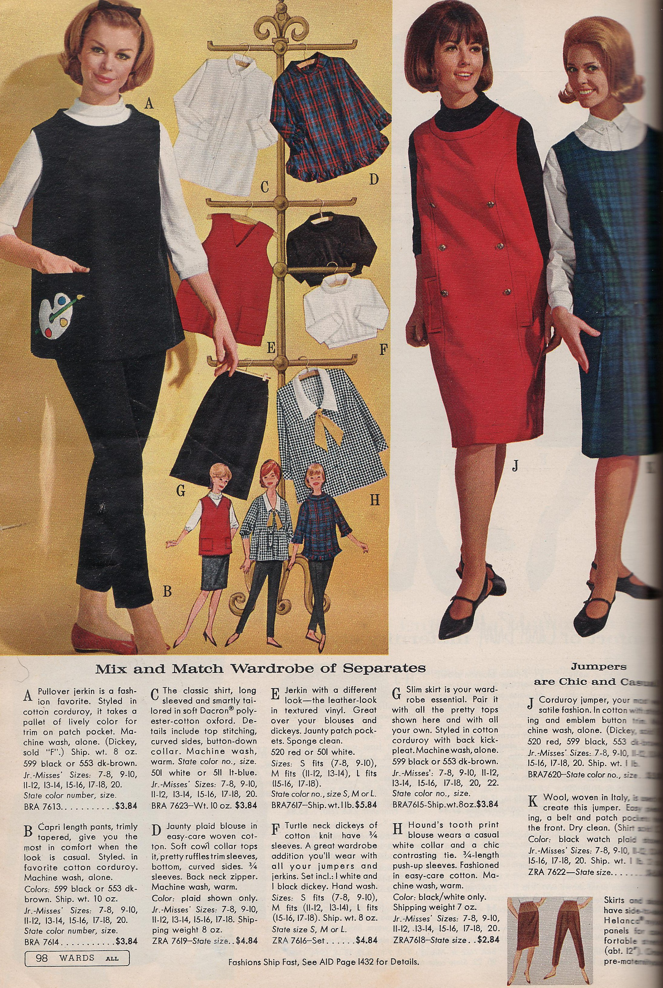 Maternity Clothes, 1960.