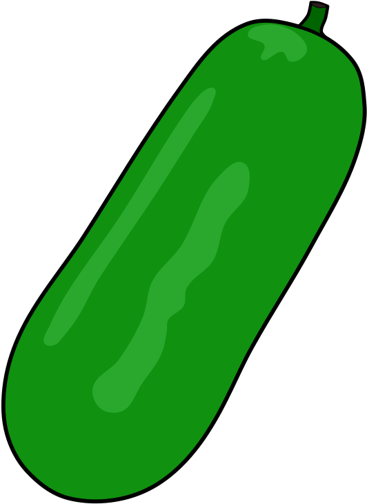 Cucumber Clipart Winter Melon.