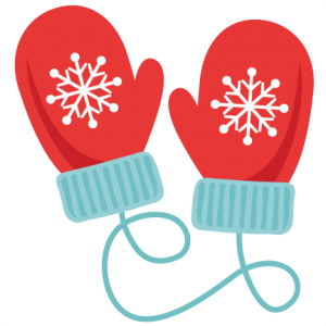 Daily FREEBIE) Winter Mittens.