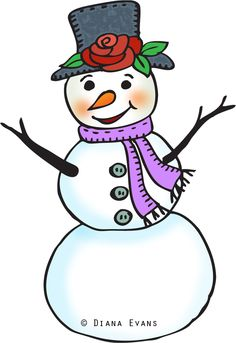 Winter Clip Art.